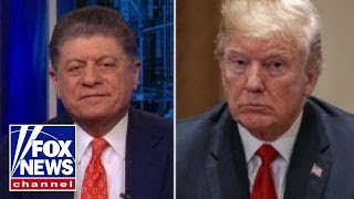 Napolitano: The breakdown between Trump and the Media