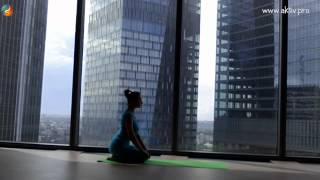Растяжка спины -  Упражнение