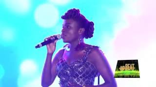 Mercy Masika- Nikupendeze live performance during Groove awards