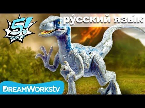 5 фактов о динозаврах   Мир Юрского периода представляет 5 фактов