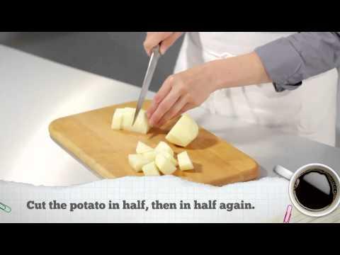 Potato 101: Chopping Potatoes