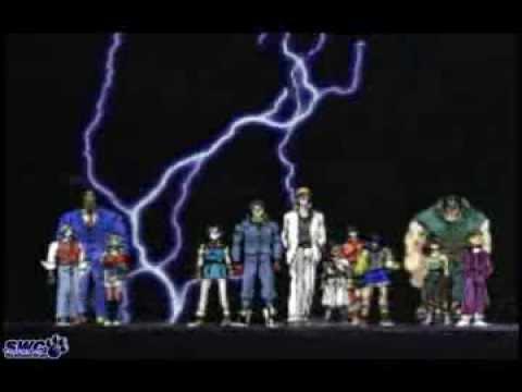 RIVAL SCHOOLS   Atsui Kodou  -  Legion Of Heroes