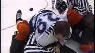 Flyer at Leafs - Dec 11 1999