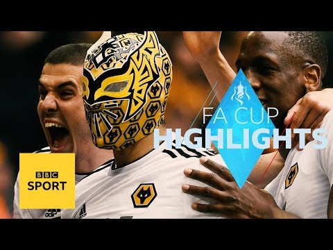 Highlights: Watford 3-2 Wolves | FA Cup | BBC Sport