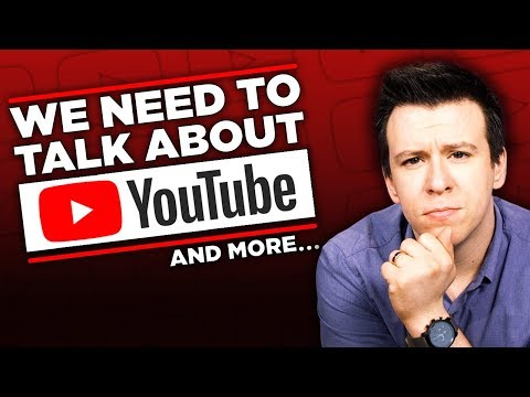 We Need To Talk About The Youtube HQ Victim Blaming, US China Trade War, and More…