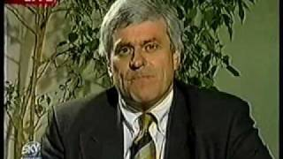 Peter Ridsdale On Leeds Utd Plane Crash