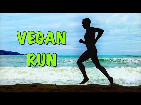 Пробежал Vegan Run. Ультрамарафонские тапки. Тренировка в гору.