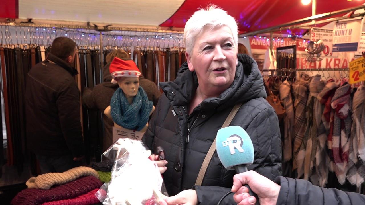 Grootste Kerstmarkt Van Nederland In Dordrecht Weer Begonnen Youtube