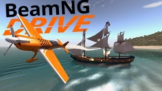 BeamNG Drive - Welcome To Paradise! - Zeal Island  - BeamNG Drive Gameplay Funny Moments