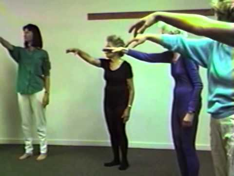 Marion Rosen teaching movement 6/4/87 in Berkeley, CA