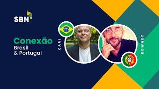 Conexão SBN e Atlas Lipcast -   Brasil & Portugal