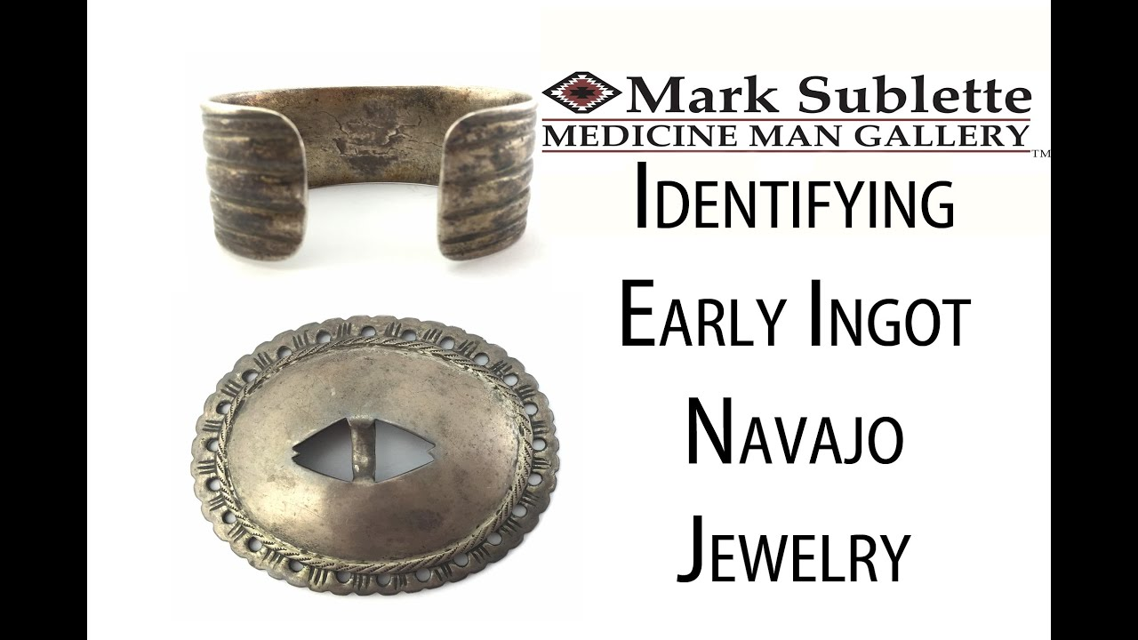 Native american indian jewelry how to identify antique for How to make american indian jewelry