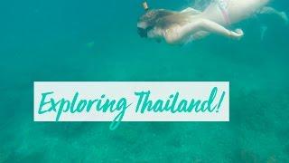 Sportlich in Krabi  | ✈ Backpacking in Thailand