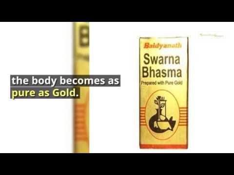 Baidyanath Swarna Bhasma,Benefits, Price, How To Use, Side Effects Swasthyashopee