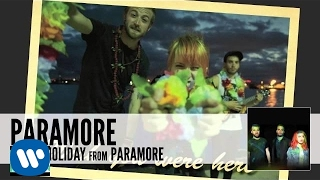 Watch Paramore Interlude Holiday video