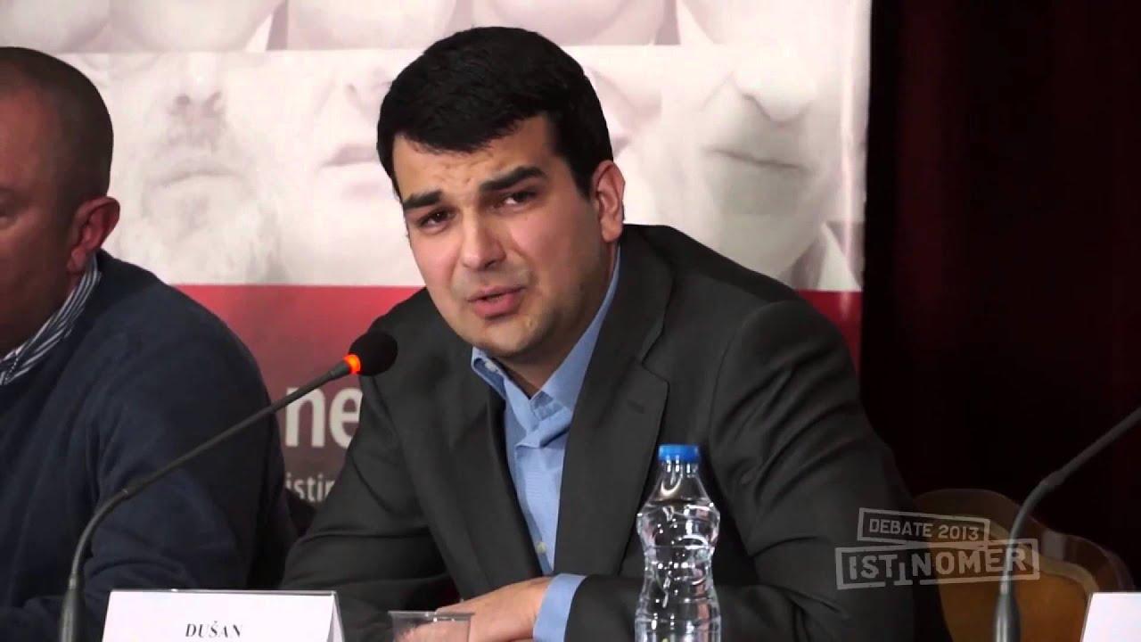 Kragujevac - debata 2013