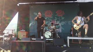 Dayseeker - The Earth Will Turn - Vans Warped Tour - Ventura, CA 6/24/18