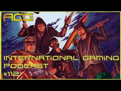 International Gaming Podcast #112 Videogame Awards, Red Dead 2 Online & More