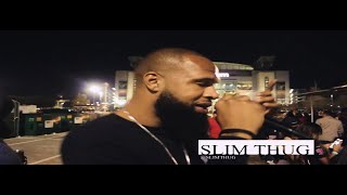 SLIM THUG and more tailgating during TEXANS Final Playoff Game [2019]