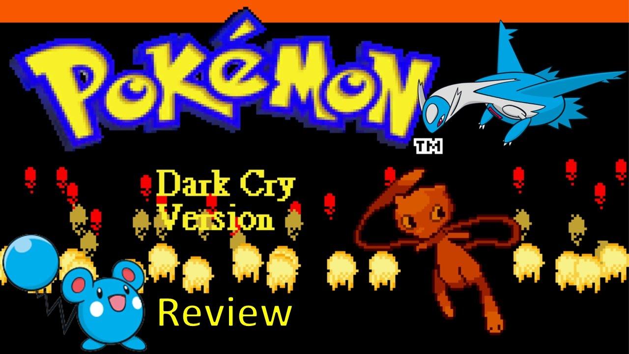 Pokemon dark cry gba rom free download