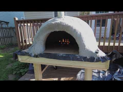 Wood Fired Pizza Oven for less than $250 - Part 3