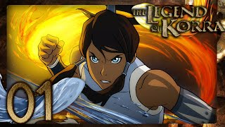 The Legend of Korra - (The Game) Chapter One:  A New Era Begins