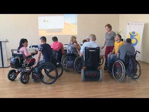 Телеканал НТК: У Коломиї провели навчальний курс «Інвалідність - не обмежує, обмежує дискримінація»