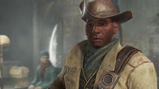 Fallout 4 Концовка за минитменов или большой бум