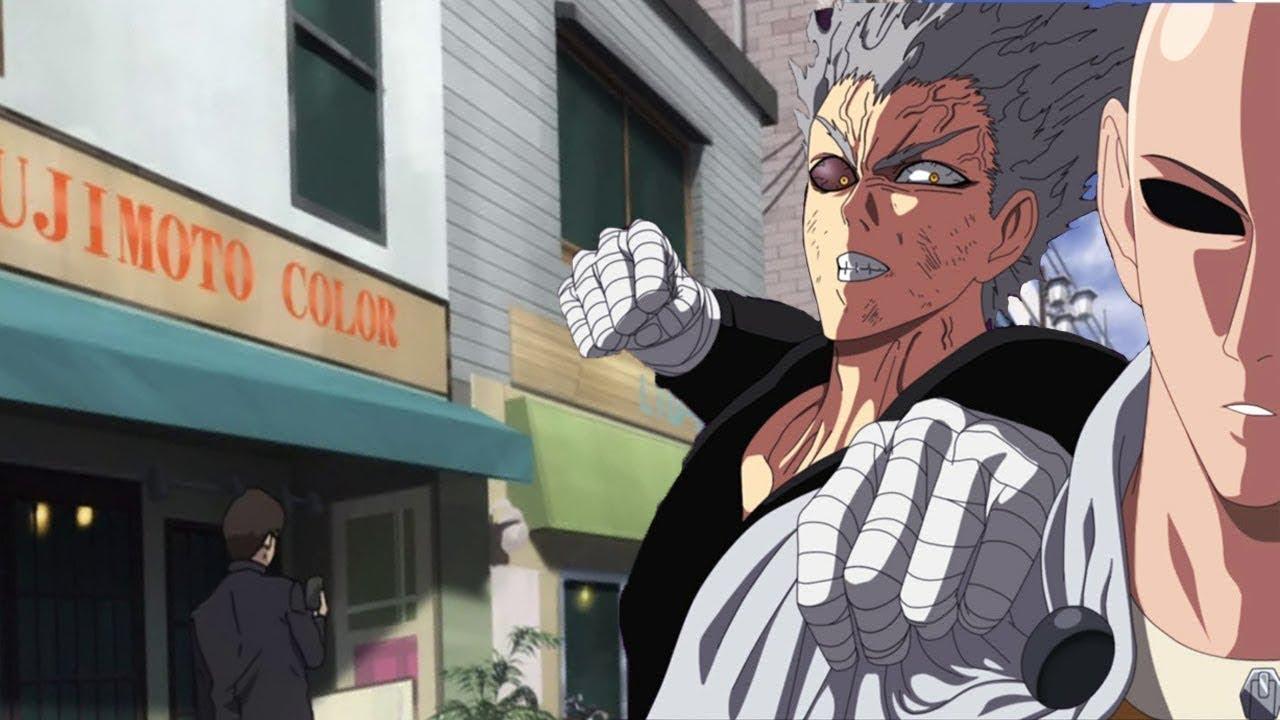 One Punch Man Season 2 | (2019) Saitama, Genos, Sonic | PHOTONpng