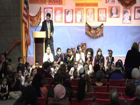 The Parkville Senior Center & Parkville Community School Black History Month Program