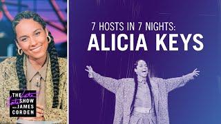 7 Hosts In 7 Days: Alicia Keys