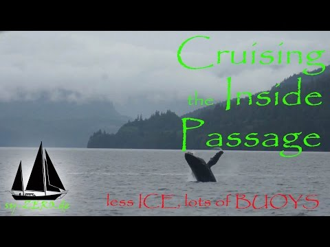 16-25_Cruising the Inside Passage - less Ice lots of Buoys (
