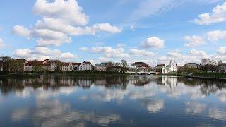 Минск: апрельские выходные сквозь дождь и ветер (Weekend in Minsk)
