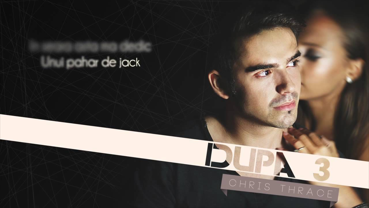 Chris Thrace - Dupa 3 (Lyric Video)