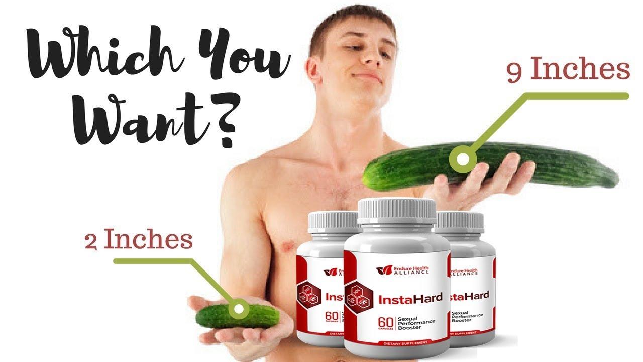 Instahard Review-Best Natural Male Enhancement Pills 2019 -9007