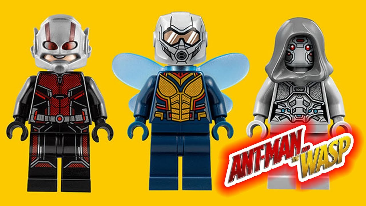 Ant-Man & The Wasp...