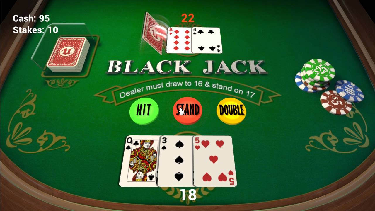 5$ blackjack las vegas