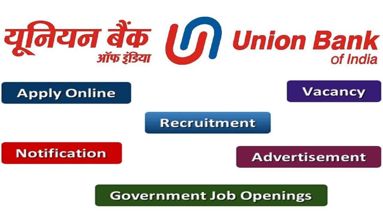 Union Bank of India Recruitment Apply Online Notifications Careers ...
