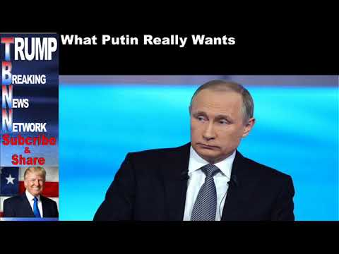 What Putin Really Wants