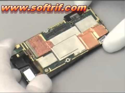 Sony Ericsson Aino u10i disassmbly تركيب