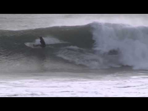 High Winter Surf Action Kekaha Beach Kauai Hawaii!!