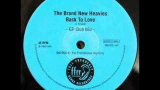 Play Back to Love (Graeme Park remix)