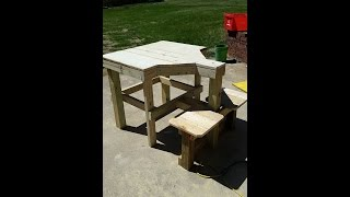 How to build a shooting table chapter 2.