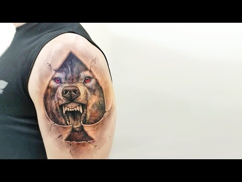 40 Amazing Wolf Tattoo Designs And Ideas