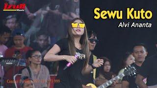 Alvi Ananta ~ SEWU KUTO    Izull Music + kendang cilik