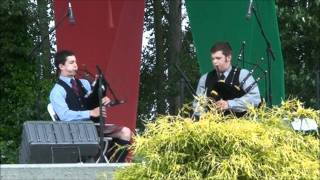 Download Alexander Schiele & Aaron Stone - Duet for Fred & Deirdre Morrison at SVHG 2011 MP3 song and Music Video