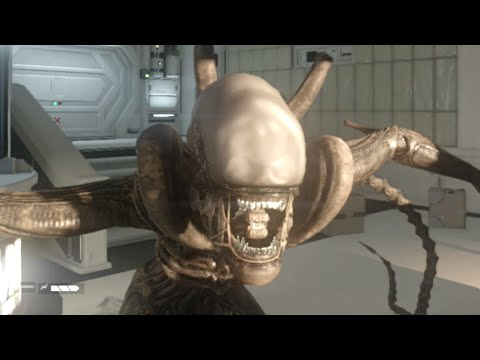 Alien Isolation - Most Violent Kills/Deaths & Scary Moments