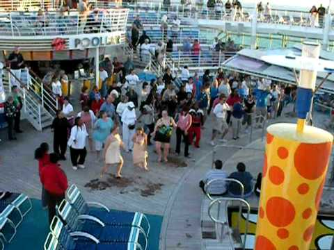 7 cruise sailaway party