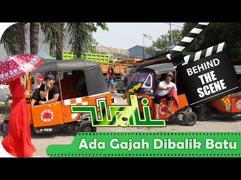 Wali Band  - Behind The Scenes Video Klip Ada Gajah Dibalik Batu - NSTV - TV Musik Indonesia