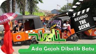 Wali Band  - Behind The Scenes Video Klip Ada Gajah Dibalik Batu - NSTV - TV Musik Indonesia